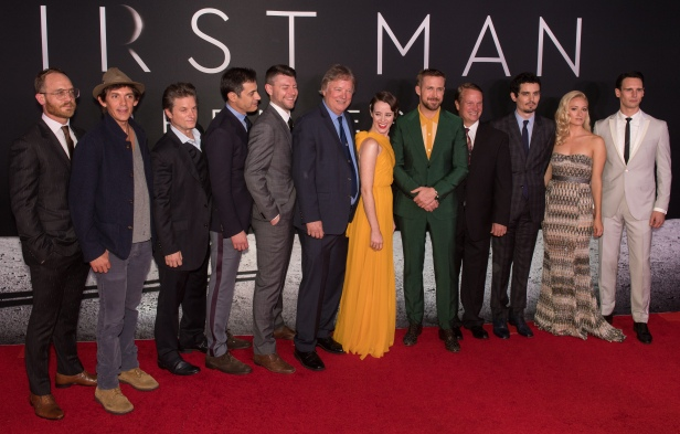 """First Man"" Premiere at NASM"
